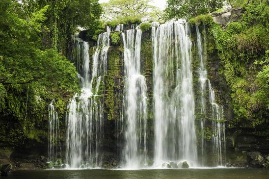 Waterfall-Costa Rica